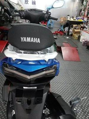 欣輪車業 YAMAHA 魔多堂 新勁戰四代 勁戰4代 公司後靠背組 原廠公司 售1050元