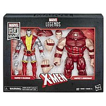 特價 Marvel Legends 80 Years X-Men Colossus & Juggernaut 2Pack