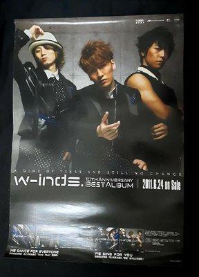 【影音新天地】《日本偶像天團 W-inds 》海報《102》.....
