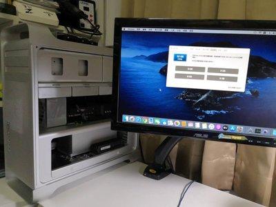 Mac pro 5.1 Intel Xeon 3.06 GHZ  6核12線程 32GB ASUS GTX680  2G