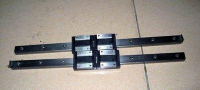 THK  型號 RSR15ZM  滑軌( 滾珠螺桿 滑台 線性滑軌  定位控制器 伺服馬達 自動化控制 )