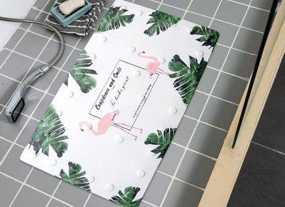 防滑墊/北歐浴室衛生間地墊洗澡腳墊衛生間淋浴室吸盤