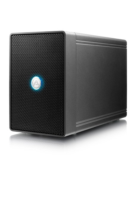 AKiTiO NT2 鐵甲威龍 U31C 3.5吋 2bay 磁碟陣列外接盒【風和資訊】