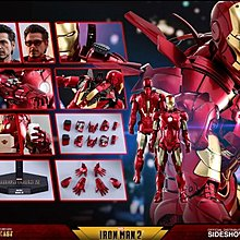 全新Hot Toys Iron Man Mark 4