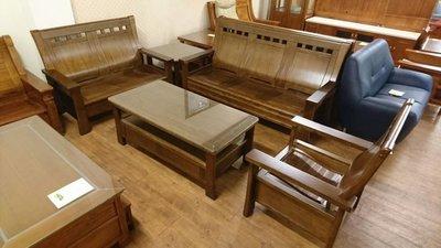 【尚品傢俱】822-07 冠弘實木木椅組