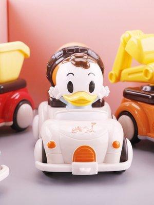 積木城堡 迷你廚房 早教益智玩具車工程回力車慣性小汽車套裝耐摔1男孩女寶寶2-3歲兒童禮物