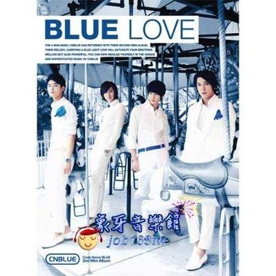 【象牙音樂】韓國人氣團體-- C.N.BLUE 2nd Mini Album - Bluelove