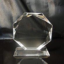 高質水晶獎座 水晶獎牌 獎盃 榮休 紀念品 Crystal Award Crystal Trophy Crystal Gift Crystal Souvenir