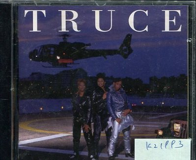 *真音樂* TRUCE / NOTHIN' BUT THE TRUCE 二手 K21993