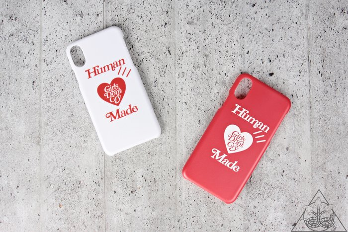 【HYDRA】Human Made x Girls Don't Cry Phone Case 手機殼【HM19GDC】