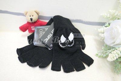【Sunny Buy】◎現貨◎ hot topic JACK 聖誕夜驚魂 傑克 露指手套 迪士尼 disney