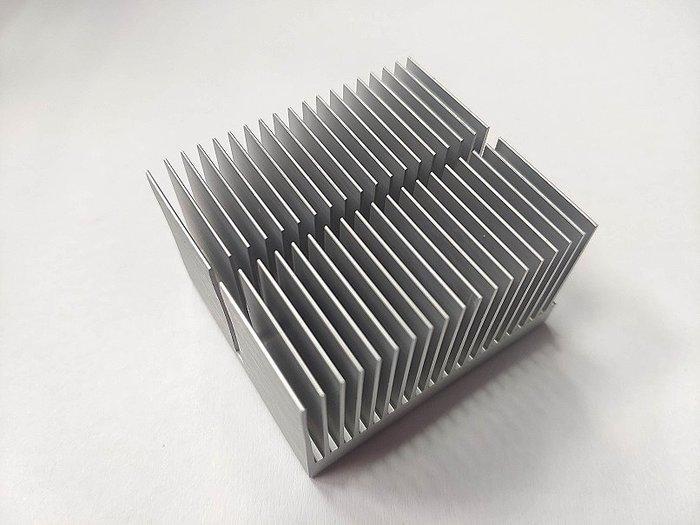 小白的生活工場*EK10 鋁製散熱片 50X45X30 mm