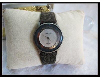 二手舖~ NO.51 高級時尚男用錶 優惠價1支只賣200元 庫存全新品