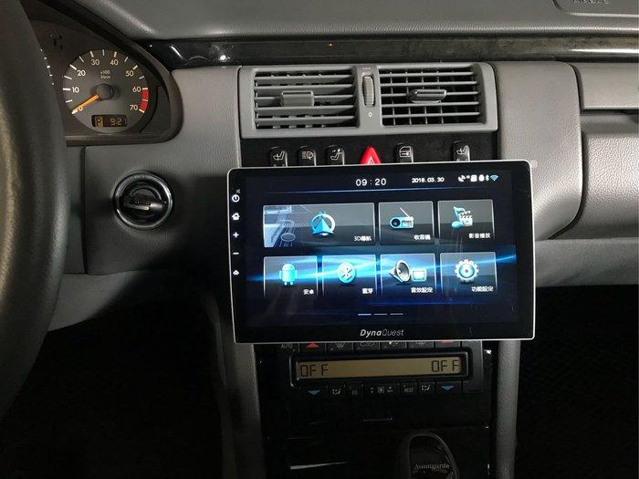 Mercedes-Benz E-class (W210) 安卓10吋螢音雙系統
