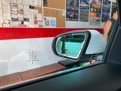 (車之房) 賓士 W117-W204-W176 CLA/C/A/GLA 美規改歐規廣角鏡 盲點後視鏡片 正廠 單邊