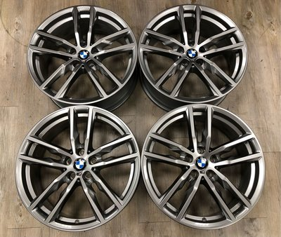 BMW #G01 #X3 #G02 #X4 正原廠 #698M 19吋鋁圈