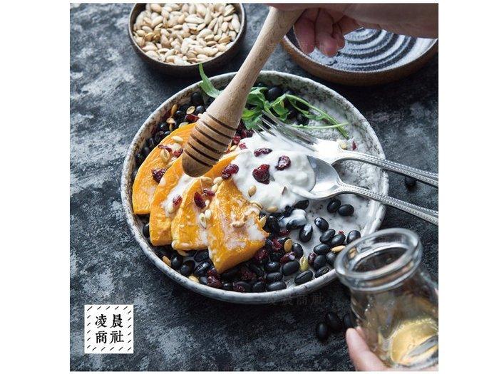 凌晨商社 //zakka日本 陶瓷 粗獷  大理石紋 粗陶 圓盤 牛排盤 沙拉盤 餐廳 居家佈置