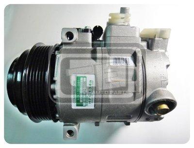 【TE汽配通】Benz 賓士 W210 208 163 202 冷氣 壓縮機 外匯全新品 R134