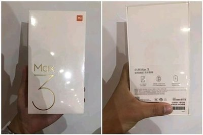 熱賣點  全新 小米 Max 3  64/128  Xiaomi 現貨 現貨