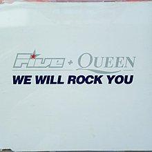 ## 馨香小屋--Five + Queen皇后合唱團 / We Will Rock You
