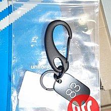 「NSS』uniform experiment 16 UE DOG TAG KEY RING 鑰匙圈 黑 藍 銀