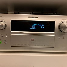 Denon AVC A1HD AV Surround Amplifier 極新淨連 logitec harmony 650 remote