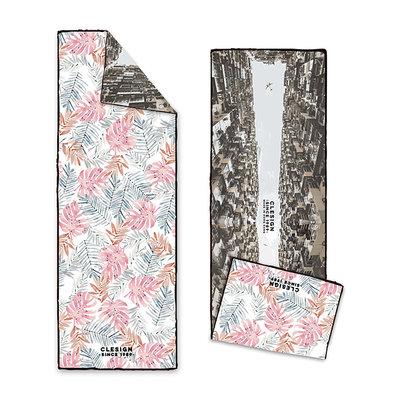 TuTu瑜珈精品╭☆ Clesign【OSE 鋪巾系列 - Florid Colorful (OSET-D11)*新品】