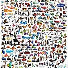 拼圖專賣店 日本進口拼圖 D1000-067(1000片拼圖 迪士尼 皮克斯角色大集合)