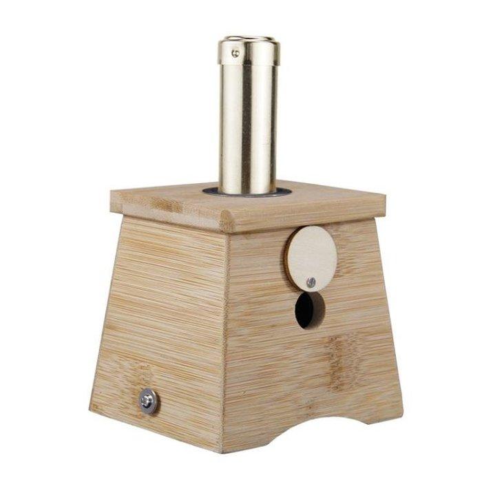 現貨/盒實木隨身灸溫灸器竹制儀器家用宮寒婦科蒸儀53SP5RL/ 最低促銷價