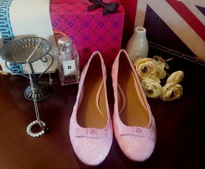TORY BURCH托里伯奇經典娃娃鞋 休閒鞋 平底鞋