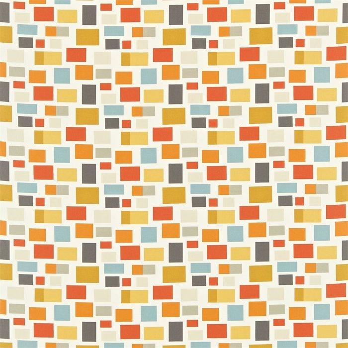 【Uluru】歐洲期貨窗簾.北歐簡約 BLOCKS (5色) 幾何圖形 色塊 窗簾 ES216系列