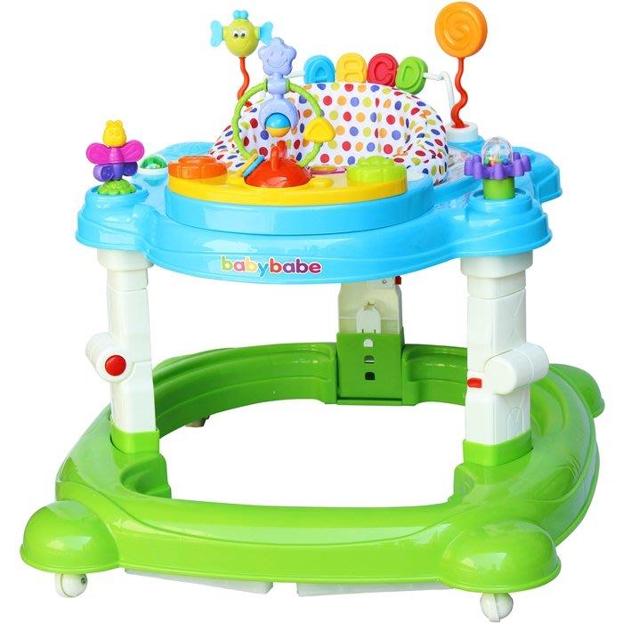 BabyBabe-四合一嬰幼兒學步車(B93616)