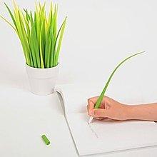 【木風小舖】轉賣BlueCat.好新鮮!韓國辦公桌上仿青蔥蒜盆栽筆