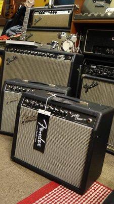 全新Fender Super Champ X2 前後級全真空管15W音箱 (USA)