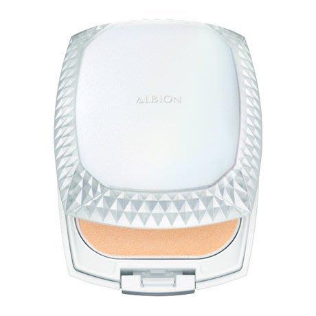 【小喻美妝】ALBION艾倫比亞 夏 雪膚光感粉餅 SPF25 PA++ (粉芯+粉撲)。可加購粉盒