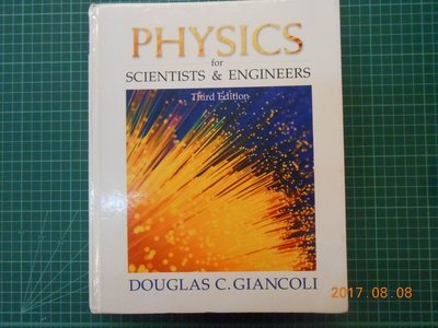 《 Physics for Scientists Engineers 3/E 》 精裝本 【CS超聖文化2讚】