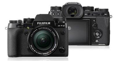 FUJIFILM X-T2 單機身 晶豪野3C 專業攝影 公司貨
