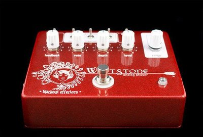 『放輕鬆樂器』 全館免運費 美國手工效果器 BLACKOUT WHETSTONE ANALOG PHASER