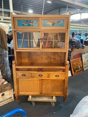 台灣檜木斗櫃