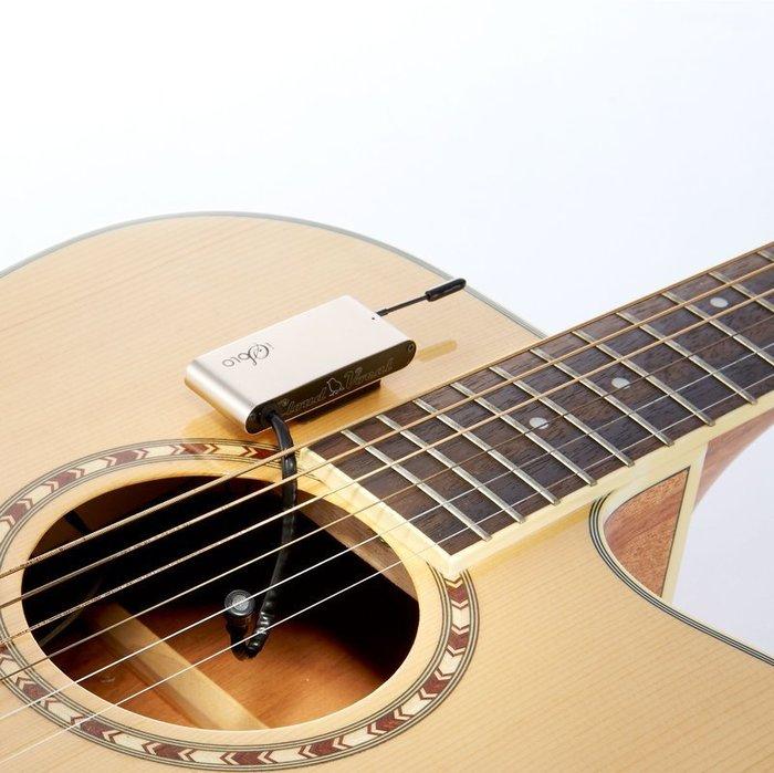 ☆ 唐尼樂器︵☆ iSolo 無線樂器麥克風(表演精裝組)民謠吉他/古典吉他/薩克斯風/二胡/小提琴/中提琴/大提琴使用