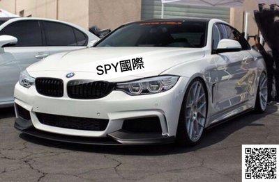 SPY國際 BMW F32 M-tech p款前下巴 素材 現貨