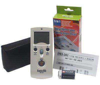 ♪ 后里薩克斯風玩家館 ♫『Intelli IMT-301節拍器+調音器』韓國製