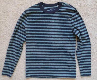 Levis Made Crafted LMC LVC Stripe Slub 長袖 T-Shirt Size M