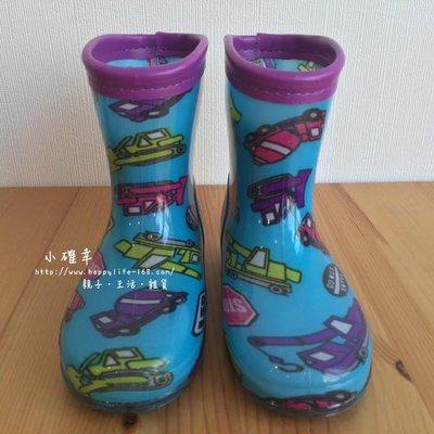 。小森親子好物。18cm日本兒童雨鞋 ...
