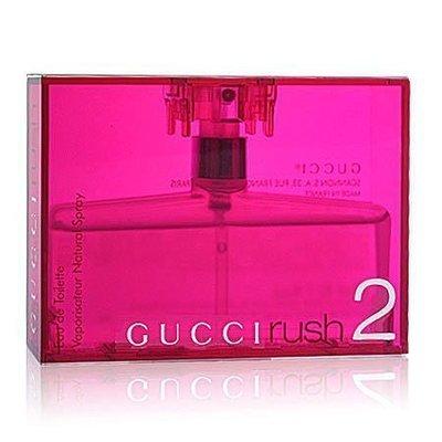 便宜生活館【香水Gucci 】Gucci RUSH 2 春光 女性淡香水 50ml 全新完整包裝 (可超取)