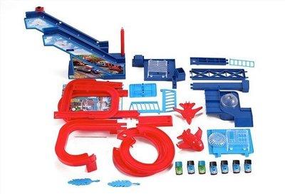 【包大人】電動小火車 音樂燈光托馬斯小火車軌道樂園總動員賽車新型跑道兒童玩具 軌道火車 電動火車模型