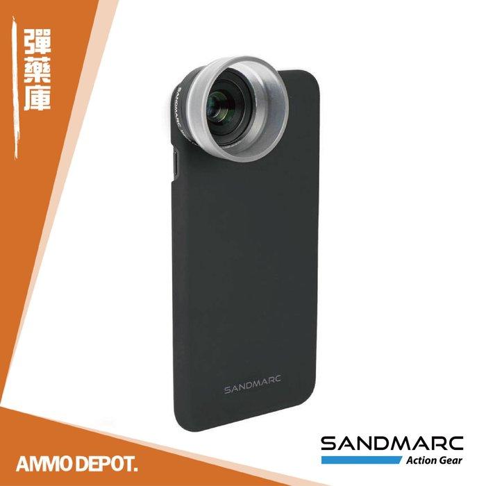 【運動相機彈藥庫】 SANDMARC 10X 微距鏡 HD 手機鏡頭 iPhone Samsung SM-261