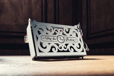 現貨 T4M 高階金屬 自走模型 亮眼名片匣 – PERFECTO CARD CASE 全新未拆 公司貨