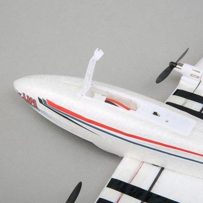 《TS同心模型》 地平線 迷你划翔機 Ascent Micro Twin X 全套RTF版