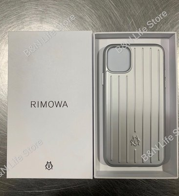 Rimowa 鎂鋁合金iPhone手機殼 全新正品Rimowa aluminium iPhone case
